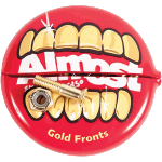 "Almost In Your Mouth Allen Head hardware 7/8"" Skateboard Bolts"