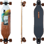 "Arbor Axis 40"" Photo Complete Longboard"
