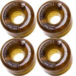 Arbor Bogart Fusion 61mm 78a Amber Cruiser Skateboard Wheels