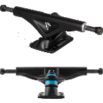 Bear Polar Black Skateboard Trucks 155mm