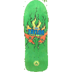 "Black Label Auby Taylor Green 10.25"" Skateboard Deck"