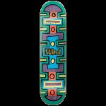 "Blind Square Space HYB 8.25"" Skateboard Deck"