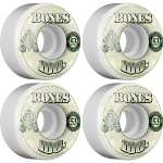 Bones 100's 53mm 100a Skateboard Wheels