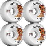 Bones SPF Sidecut 58mm Caballero Baby Dragon 104a Skateboard Wheels