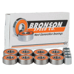 Bronson Speed Co G2 Skateboard Bearings
