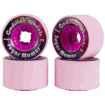 Cadillac Sugar Mamas V3 Berry 66mm 79a Longboard Wheels