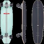 """Carver Tyler Riddler C7 35.5"""" Complete Surfskate Cruiser"""