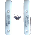 Davert Skate Tail Rails White