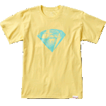 Diamond Inscribe Banana Tee