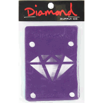"Diamond 1/8"" Purple Riser Pads"