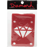 "Diamond 1/8"" Red Riser Pads"