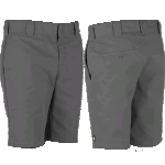 "Dickies 872 Slim 10"" Charcoal Shorts"