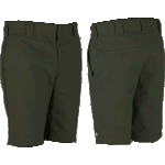 "Dickies 872 Slim 10"" Olive Green Shorts"