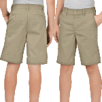 Dickies Youth 700 Classic Flex Fit Desert Sand Shorts