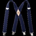 Dickies Suspenders Navy 32mm