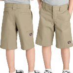 Dickies Youth 200 Relaxed Fit Desert Sand Shorts