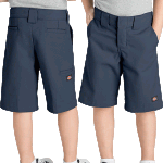 Dickies Youth 200 Relaxed Fit Navy Shorts