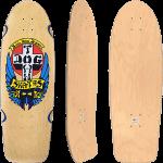 """Dogtown OG Classic Bull Dog 10"""" Reissue Skateboard Deck"""