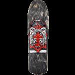 "Dogtown Scott Oster M80 8.875"" Black Stain Skateboard Deck"