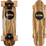 Drifter Pug 26 Classic Timber Cruiser Skateboard