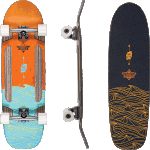 Dusters Voyage 33 Complete Cruiser Skateboard