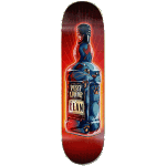 "élan Pussy Liquor Redline 8"" Skateboard"