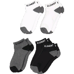 Element Ankle Socks Youth 5 Pack Socks
