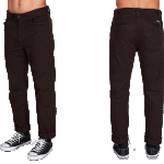 Element Sawyer Pants Chocolate