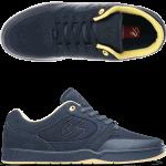 éS Swift 1.5 Navy Yellow Skate Shoes
