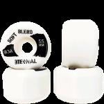 Eternal 55mm 93a Soft Blend Skateboard Wheels