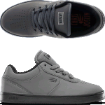 Etnies Kids Joslin Grey Black Skate Shoes