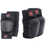 Exite Creatures Adult Combo Pack Skate Knee Elbow Pads