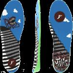 Footprint King Foam 7mm 11/11.5 Jaws 11 Insoles