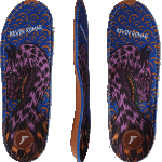 Footprint Game Changers Orthotics 09/9.5 Kevin Hoefler Yamada Insoles