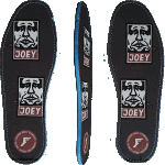 Footprint King Foam 5mm 12/12.5 Joey Street Art Insoles