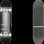 "Globe G3 Bar Black 8"" Complete Skateboard"