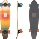 """Globe The All-Time Ombre 35"""" Complete Longboard"""