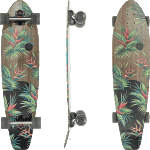 "Globe The All-Time V-Ply Hellaconia 35"" Complete Longboard"
