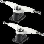 Gullwing Pro III Skateboard Trucks White