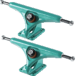 Gullwing Reverse 183mm Aqua Longboard Trucks