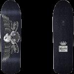 """H-Street Hensley Kingsize Eagle Colab Cab OG 9.25"""" Black Skateboard Deck"""