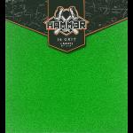 """Hammer GripTape Pack 11"""" x 11"""" Green"""