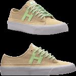 Huf Hupper 2 Lo Lark Skate Shoes