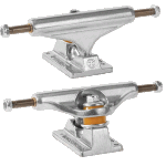 Independent 139 STD Silver Skateboard Trucks