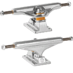 Independent 149 STD Silver Skateboard Trucks