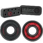 Independent Black Precision Skateboard Bearings