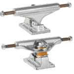 Independent 144 STD Silver Skateboard Trucks
