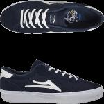 Lakai Flaco 2 Navy Suede Skate Shoes