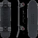 "Landyachtz Dinghy 28"" Emboss Complete Cruiser Skateboard"