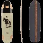 """Landyachtz Osteon Observer 35"""" Longboard Deck"""